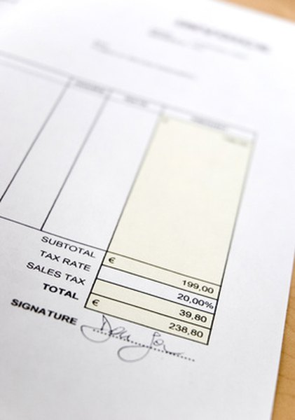 Obtain a sales receipt for every counseling session you pay.