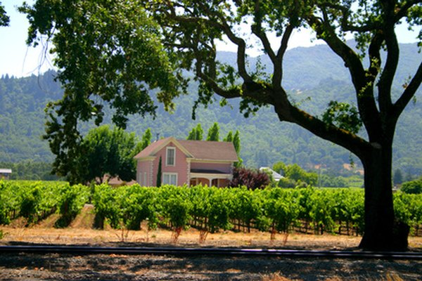 Romantic Wine Country Getaways