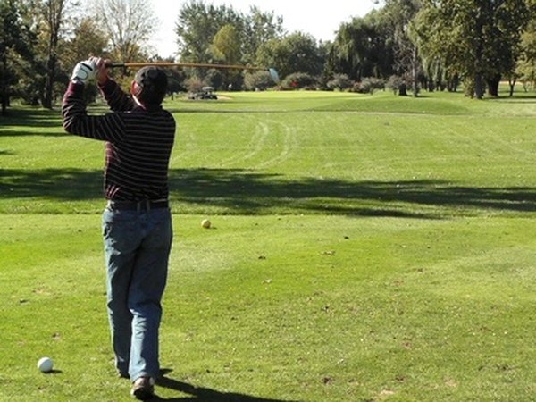 The myth that a club must be parallel to the ground at the top of a backswing is a common misconception among amateurs.