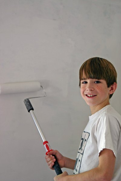Painting usually doesn't add to the cost basis of your home.