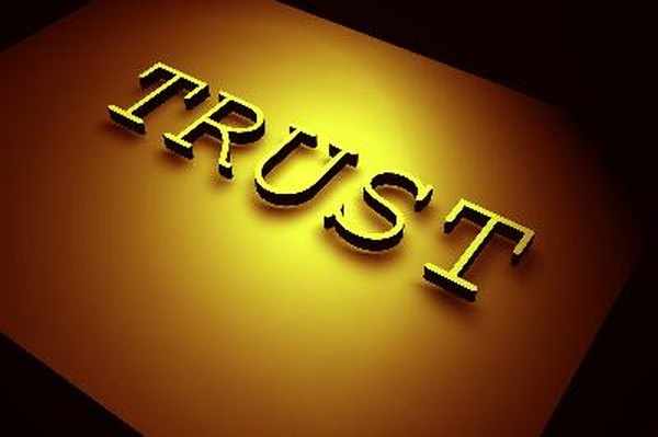 A trust is a way of protecting assets.