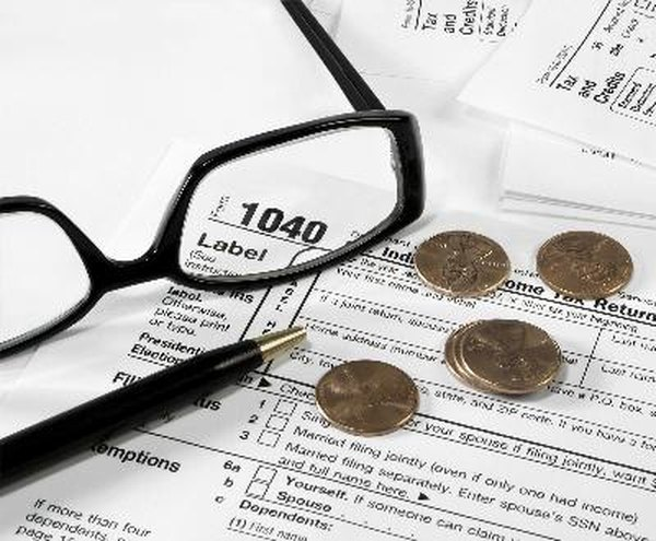 Some of the many taxes you pay are deductible from income for your IRS return.
