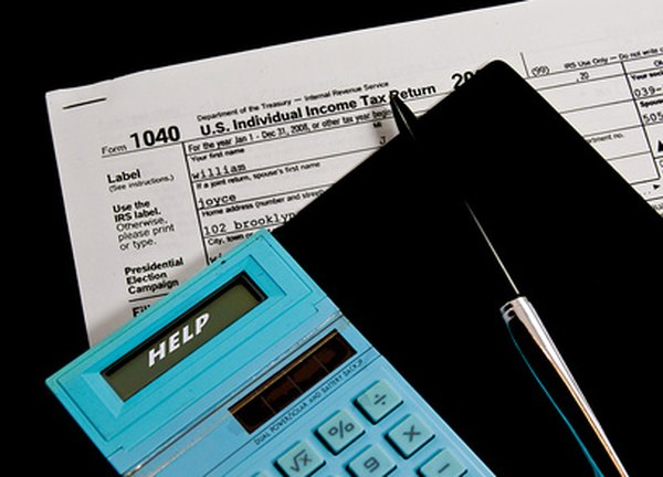 Find tax forms appropriate to the year in question.