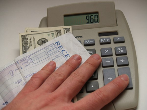 You may have to keep receipts for many of your itemized tax deductions.