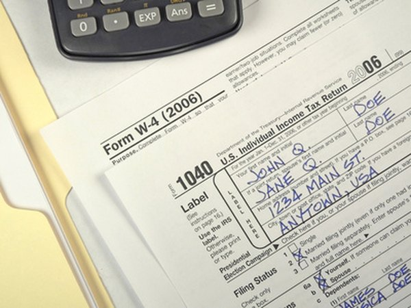 Claiming property taxes requires using Form 1040.