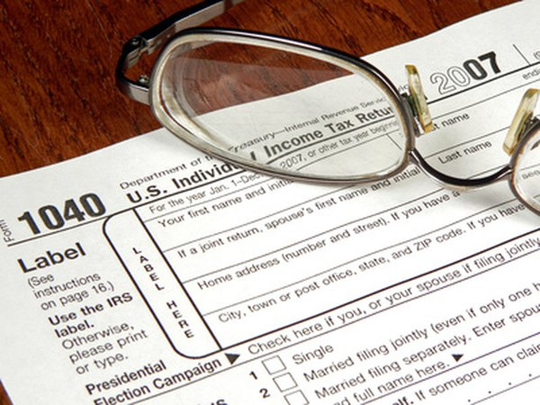 How To Find My Irs Estimated Taxes Paid | Finance - Zacks