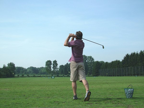The driving range can be an excellent place to hone your game.