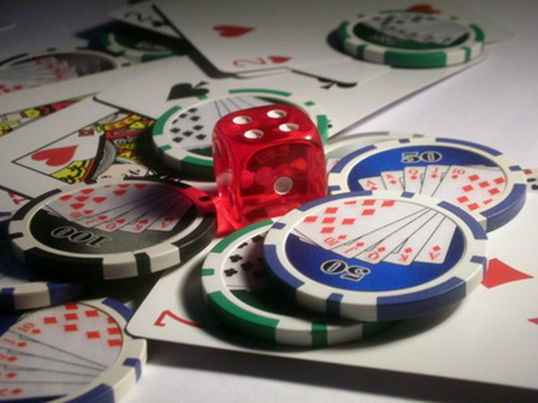Gambling winnings are deducted only after reaching a threshold level of profit.