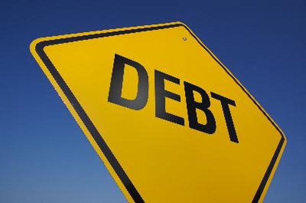 Track your debt so you can determine your financial solvency.