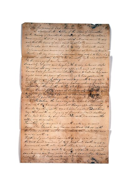 What is the format for an unpublished hand written letter (MLA)?