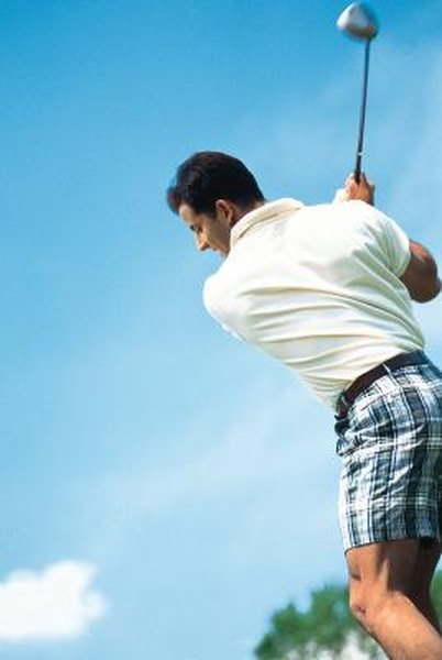 Keep your head in position and your eyes focused on the ball all the way through your downswing.