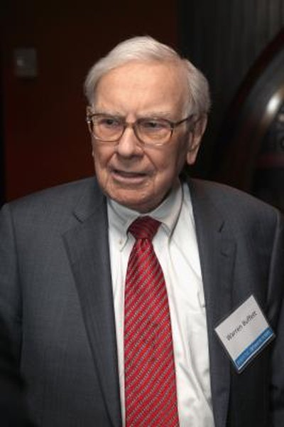 Warren Buffett, pictured here in New York City on Nov. 26, 2012, has legendary intrinsic value evaluation skills.