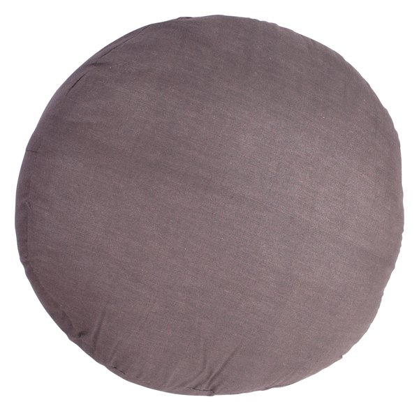 A round dog bed is the most common, but they can be any shape.