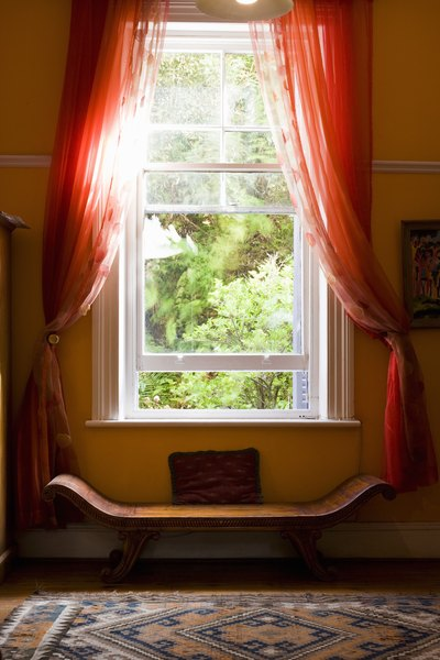 Window treatments can cause choking and injury to pets.
