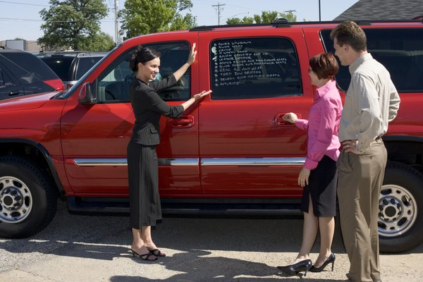 Car Salesman Salary: Average Salary For A Car Sales Consultant