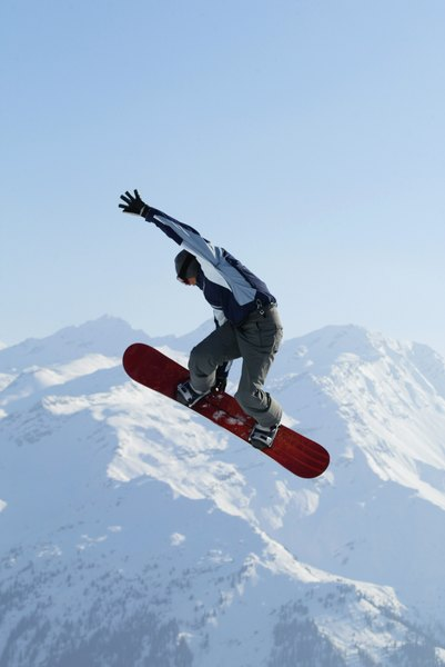 The Pro Snowboarder 39 S Workout