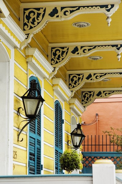 French Colonial Style Architecture Home Guides SF Gate