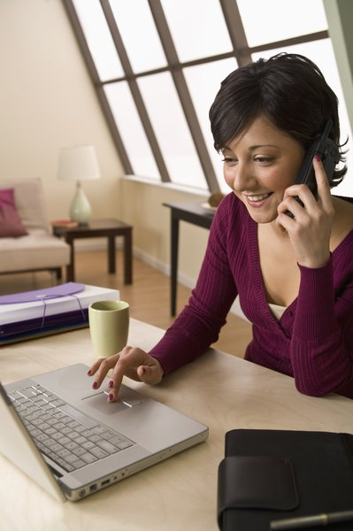 Can You Call & Ask if a Decision Has Been Made on a Job? - Woman