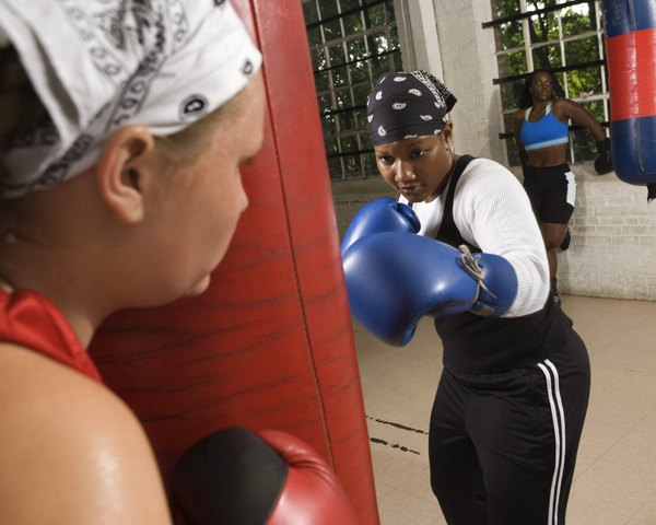 Boxing Is An Excellent Weight Loss Exercise