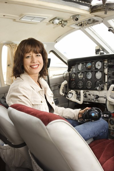 a skilled avionics technician ensures that an aircrafts electronics operate correctly