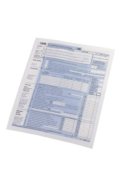 How To Estimate Tax Liability Form   Budgeting Money