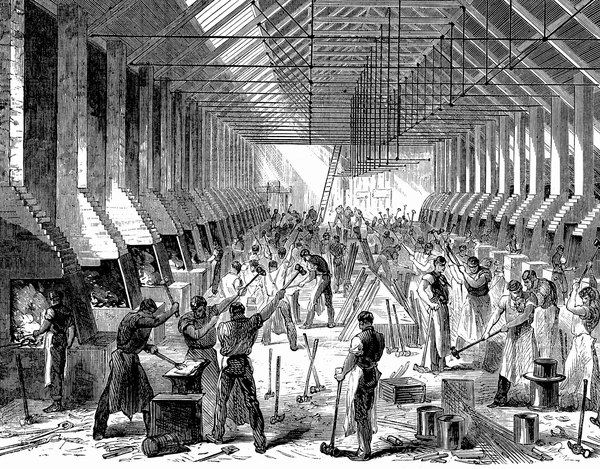social problem of industrialization in the 19th century Which social evils from the industrial revolution have yet to be cured there were too few inspectors to enforce the law, but by the end of the 19th century regulations were enforced more strictly the spread of industrialization and its phases.