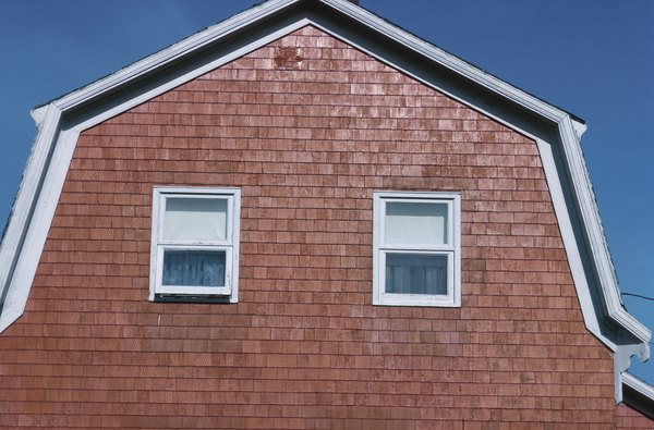 What is the cheapest to build a gambrel roof or a gable for Gambrel gable