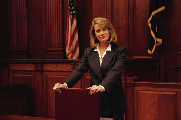 District Attorney Job Description Woman