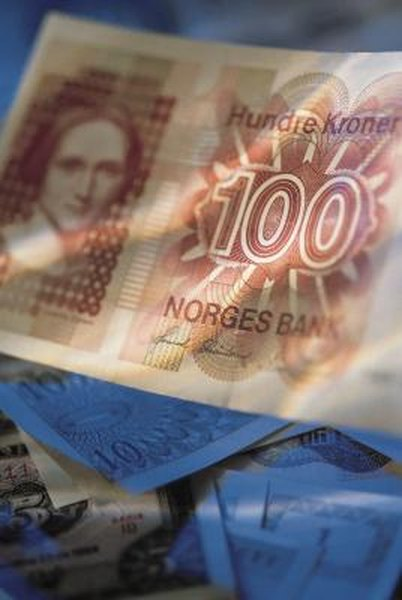 Denmark, Norway and Sweden set themselves apart with their own currencies.