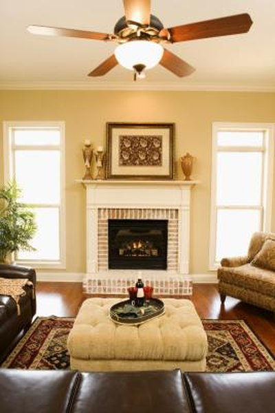 How to Match a Ceiling Fan to a Room | Home Guides | SF Gate