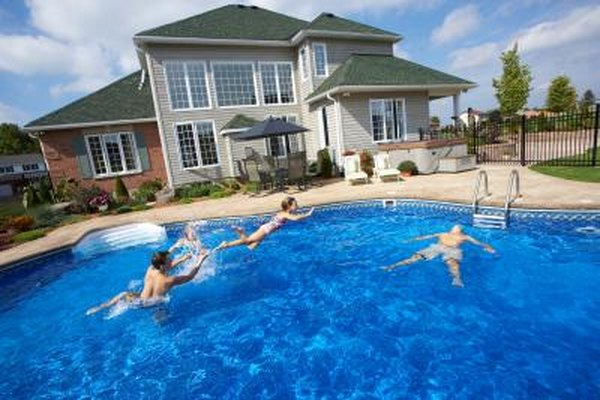 A backyard pool normally can be covered under your homeowner insurance.