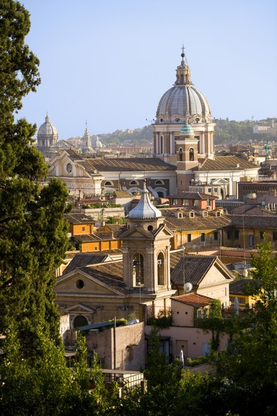 Romantic Hotels in Rome, Italy