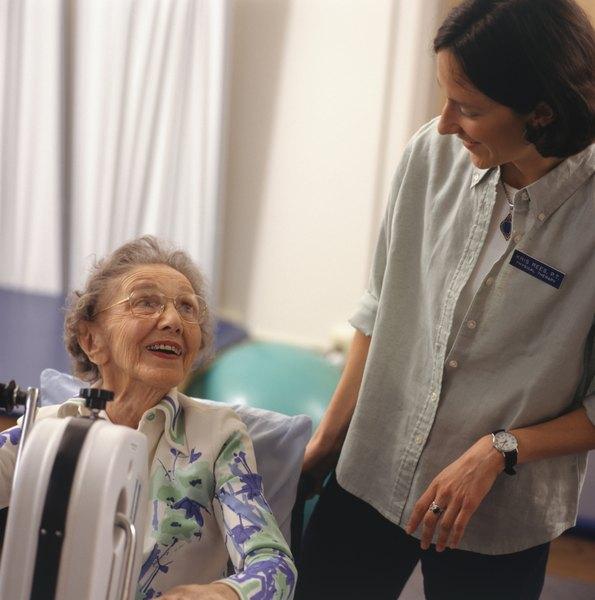 What are the Duties of a Restorative Aide Woman – Patient Aide Job Description