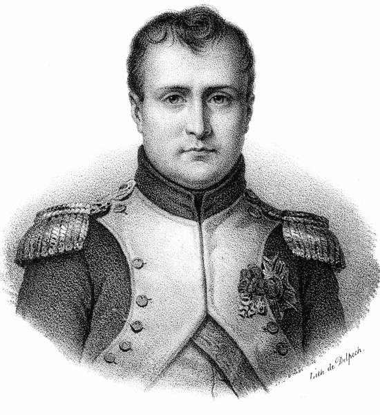 Napoleon as a general /