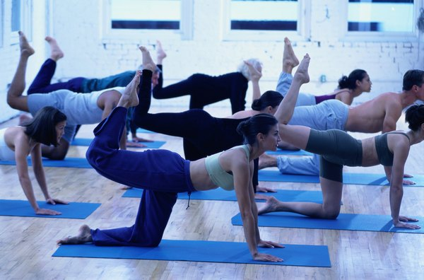 What Size Yoga Mat Is Standard Woman