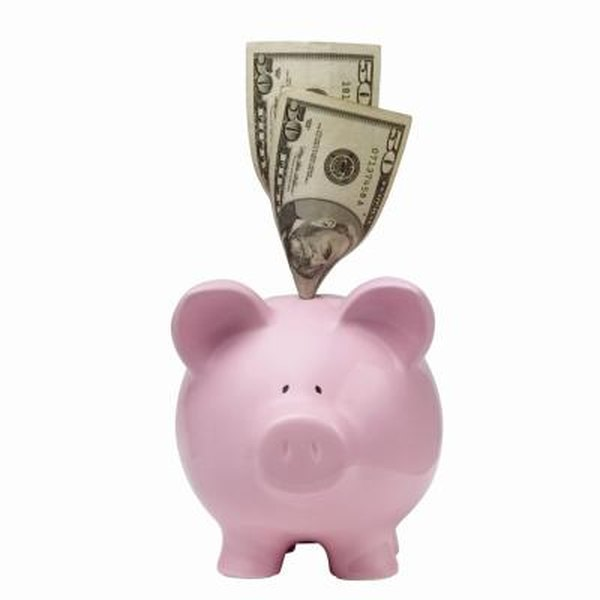 Pay yourself first by opening a savings account.