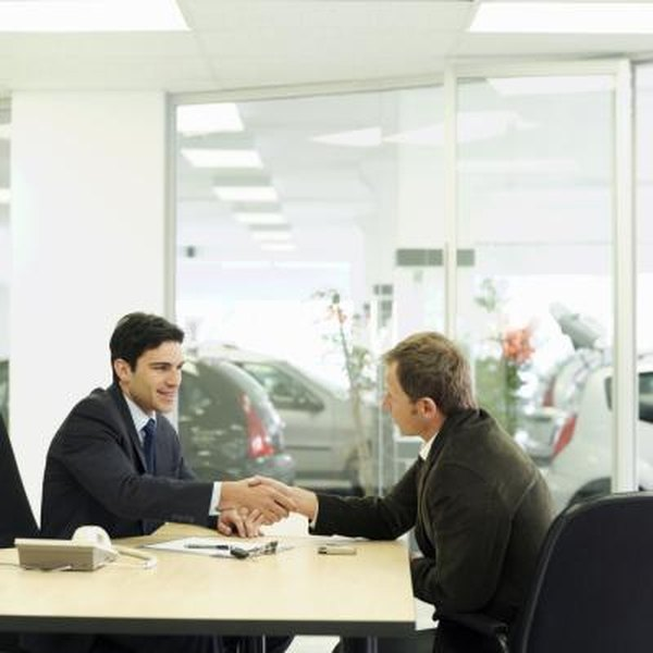 Your car sales contract will break down how tax is calculated.
