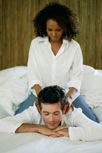 Tools to Give a Romantic Massage