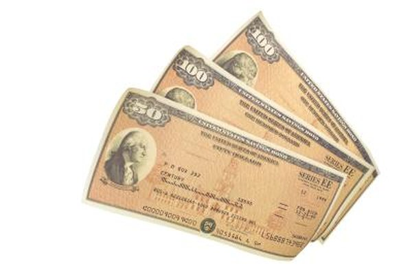 The Treasury Department can reissue savings bonds that were incorrect.