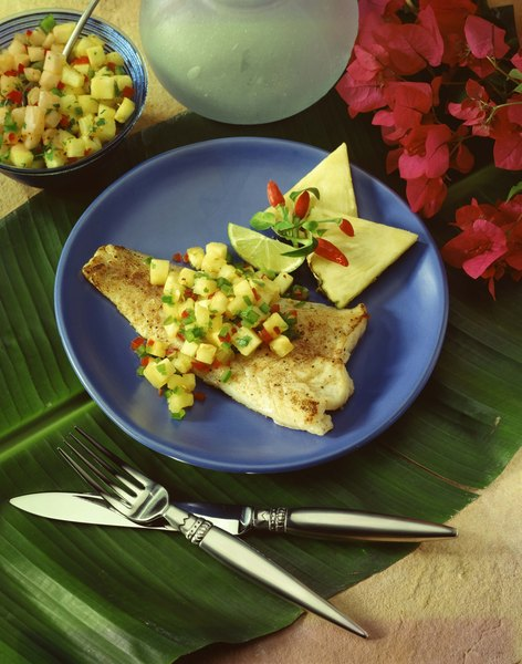 How to cook whiting in the oven everyday life global post for How long do you cook fish in the oven