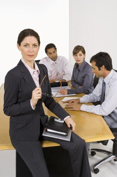 Careers for Degrees in Organizational Leadership - Woman