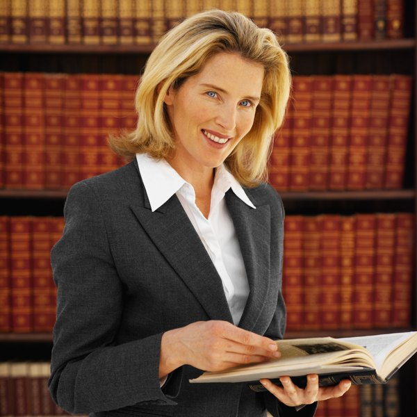Job Description Of A Sports & Entertainment Lawyer - Woman