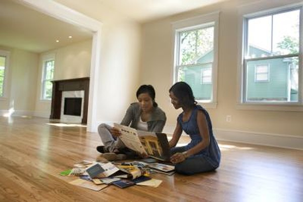 It is possible to get a home improvement loan on an owner-financed property.