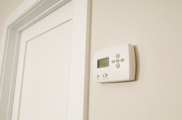 how to hook up two baseboard heaters to one thermostat home locate the across the line thermostat on the opposite side of the room from