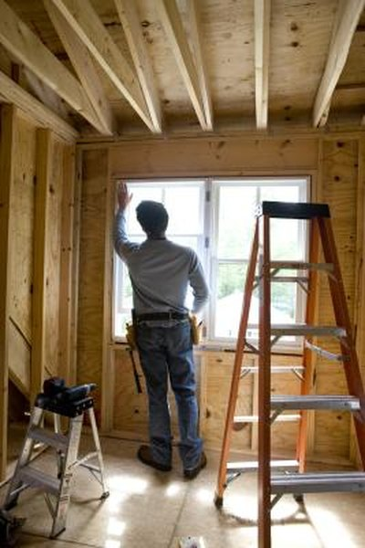 The housing industry relies on a steady supply of finished timber products.