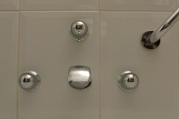 How to Replace Shower & Bathtub Handles | Home Guides | SF Gate