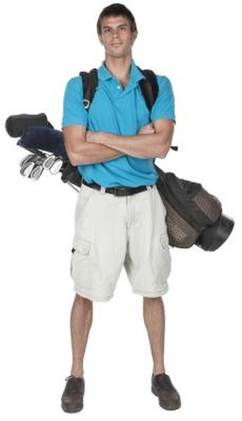 Amateur golfers must turn pro before competing for prize money.