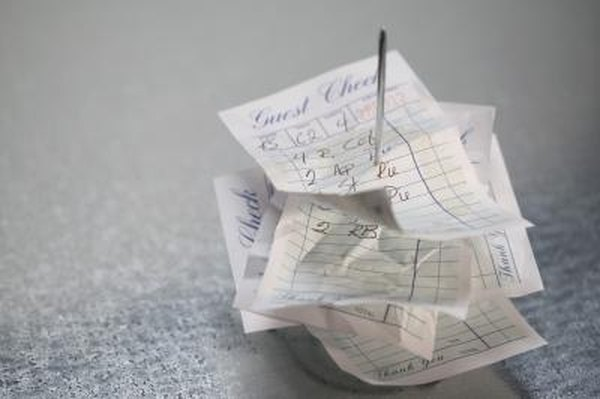 Missing receipts are a tax-records problem that can often be overcome.