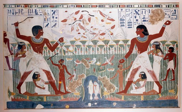 egyptians and new life Interesting facts, did-you-knows, timeline, photos and videos about egyptian life and culture to support primary school history work.