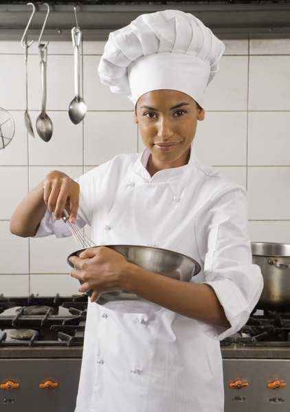 Demi Chef Job Description  Woman